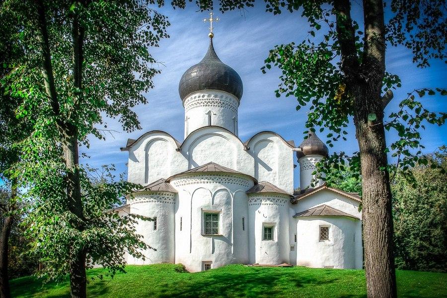 Сайт Казанской церкви Пушкинских Гор