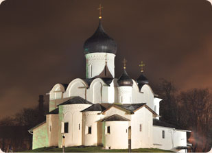 Храм св. Василия Великого на Горке